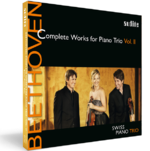 BEETHOVEN Piano Trios Vol. II | Swiss Piano Trio